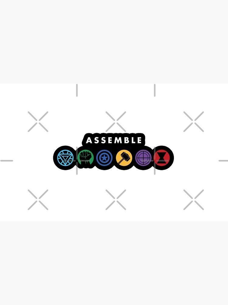 Assemble - The Team by Hilaarya