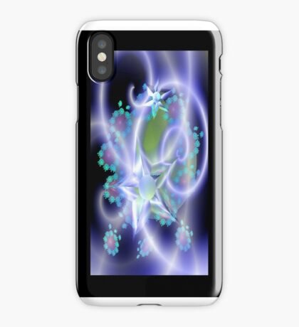 Crystal Stars Fractal (iPhone Case) iPhone Case/Skin