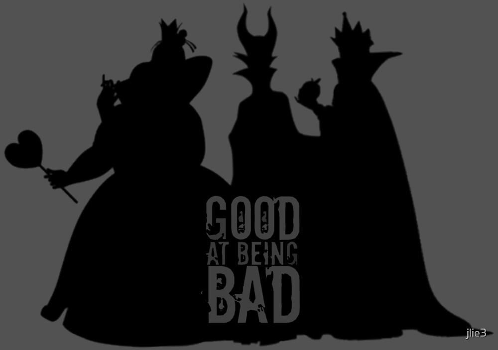 Being Bad by jlie3