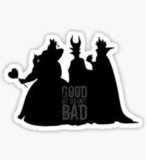 Being Bad Sticker