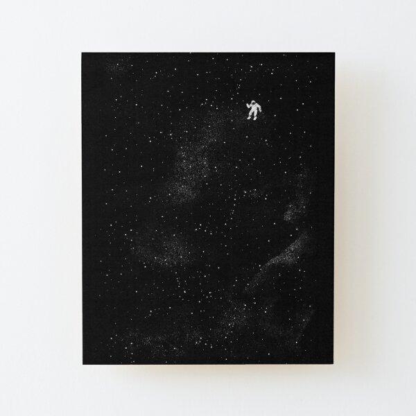 Gravity Wood Mounted Print