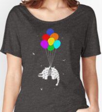 Flying Ankylosaur Women's Relaxed Fit T-Shirt