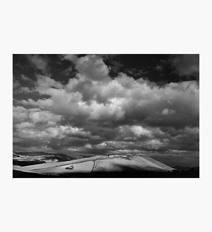 Sicilian countryside Photographic Print