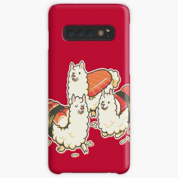 Alpaca Sushi Niguiri Samsung Galaxy Snap Case