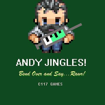 Andy Jingles - HIVE NBD - C117 Games by C117Games