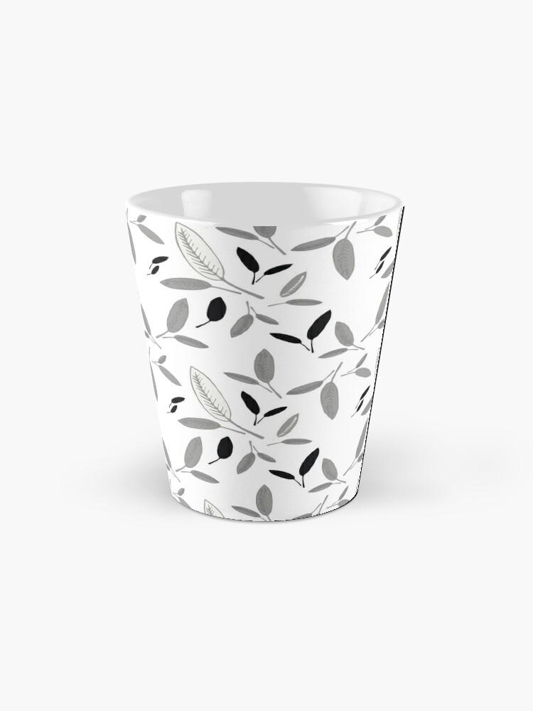 Alternate view of Shades of Leaf Mug