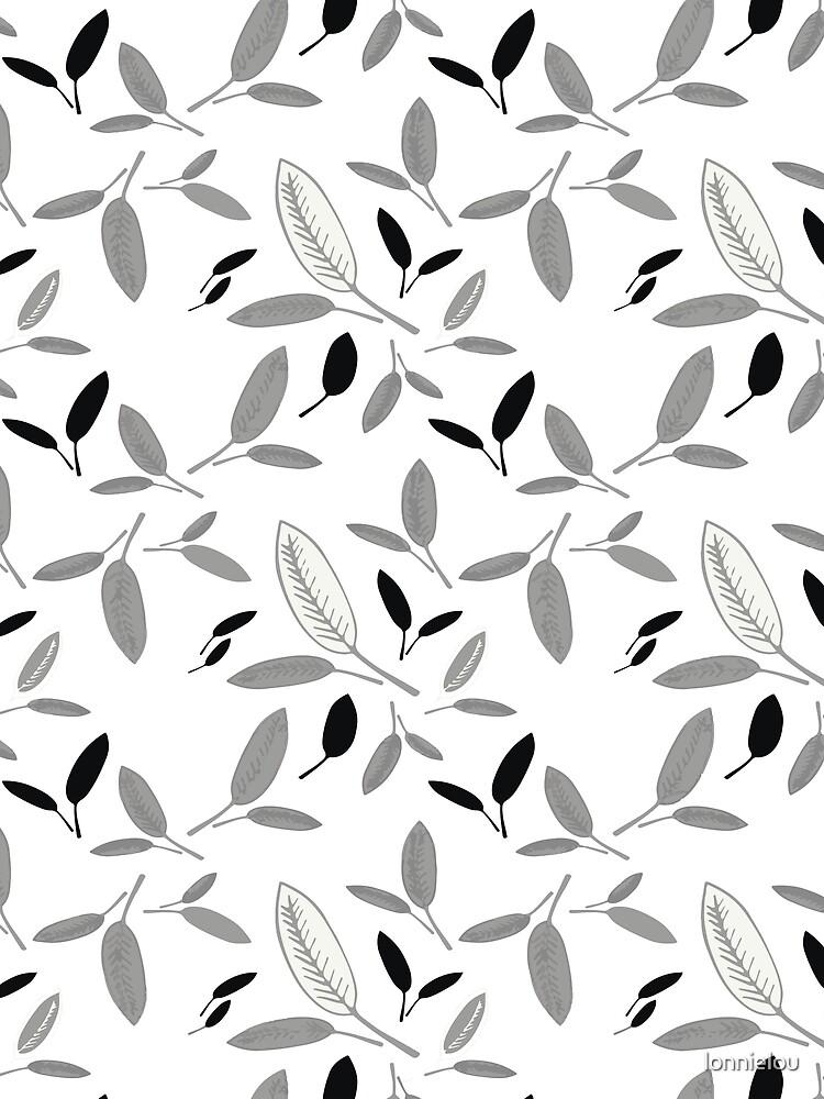 Shades of Leaf by lonnielou