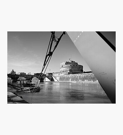 Castel Sant'angelo Photographic Print