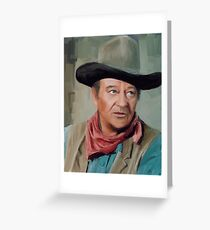 The Duke Greeting Card