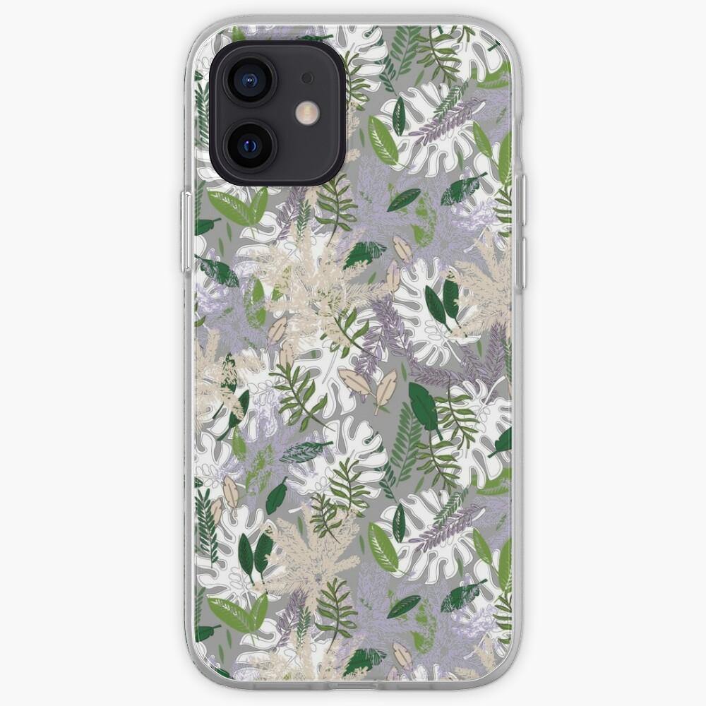 Whispy Botanicals Lavender iPhone Case & Cover