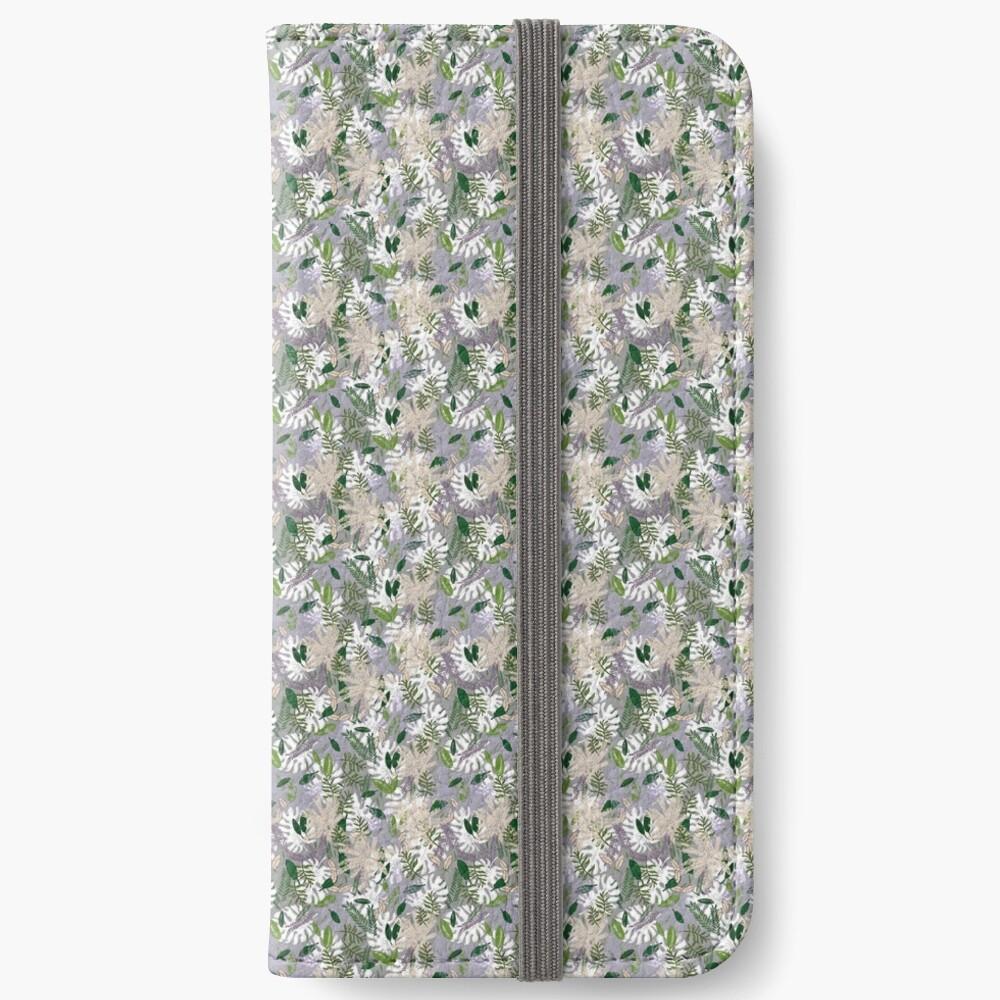 Whispy Botanicals Lavender iPhone Wallet