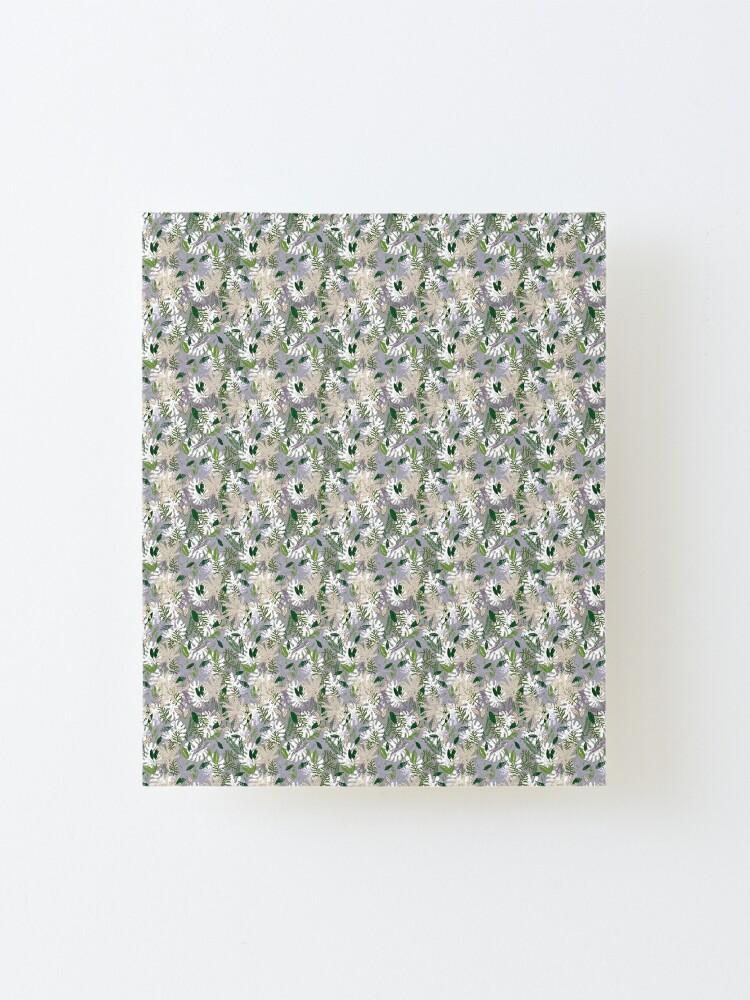 Alternate view of Whispy Botanicals Lavender Mounted Print