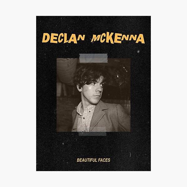 Declan McKenna Photographic Print