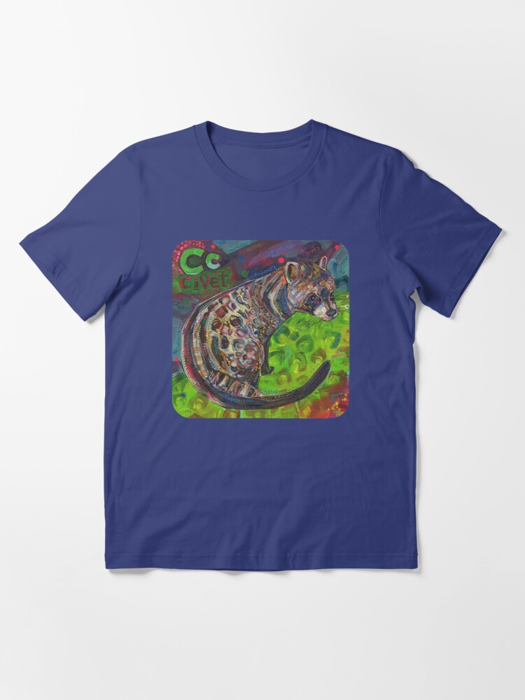 Alternate view of C Is for Civet - 2020 Essential T-Shirt