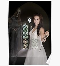 Ghosts in the Chapel II Poster