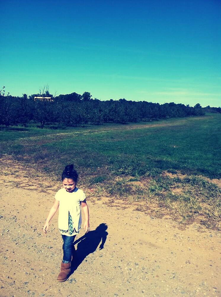 little girl, big world by melissa cottrell