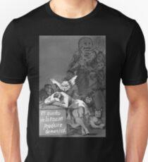 Sleep of Reason brings Demons Unisex T-Shirt