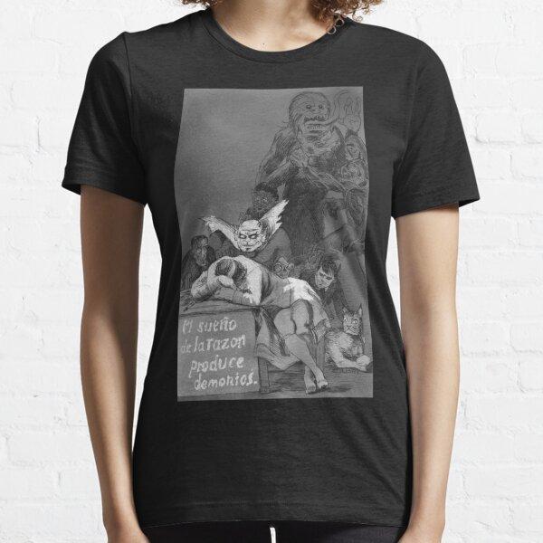 Sleep of Reason brings Demons Essential T-Shirt