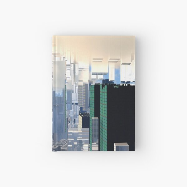 Shattered City III Hardcover Journal