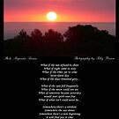 ~ Let's watch the sun rise ~ A collaboration with Polly Brown by Donna Keevers Driver