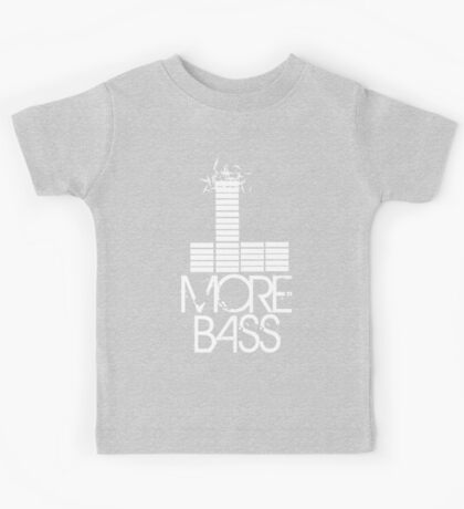 More Bass Kids Clothes