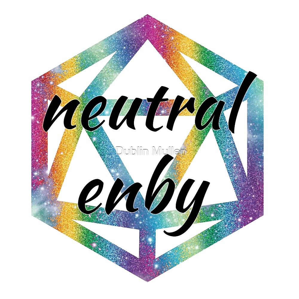 Neutral Enby by Dublin Mullen