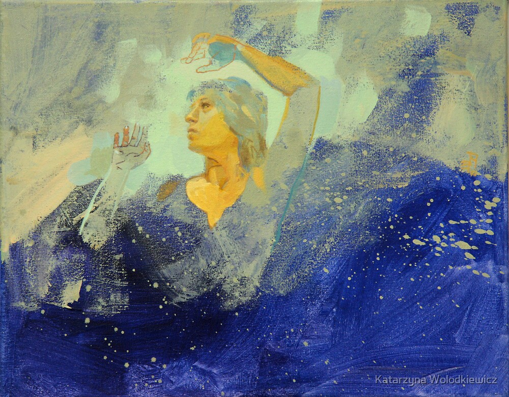 Discharge by Katarzyna Wolodkiewicz