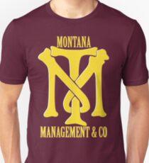 Montana Management & Co Tony Montana - Scarface - Movie T-Shirt