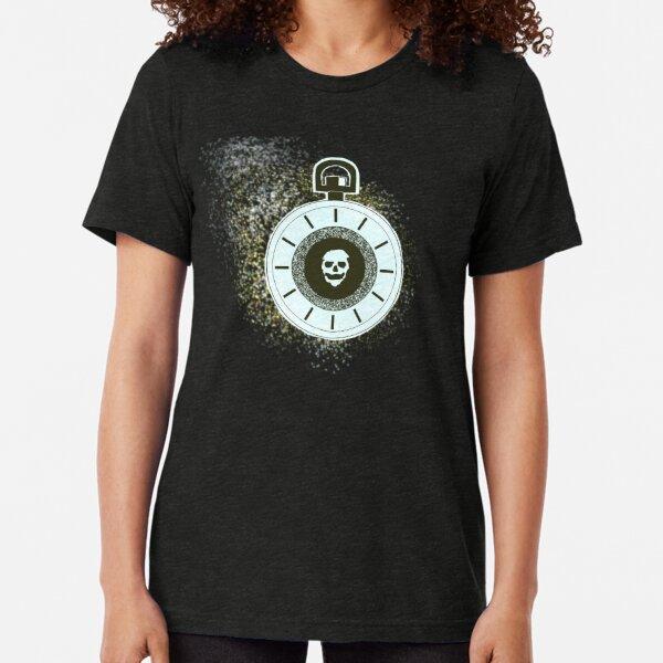 Memento Mortem Pocketwatch Tri-blend T-Shirt