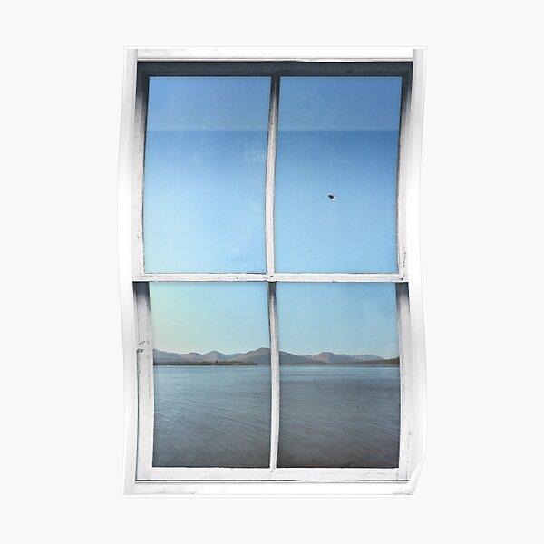 Window Art 1 - Scottish Loch Poster