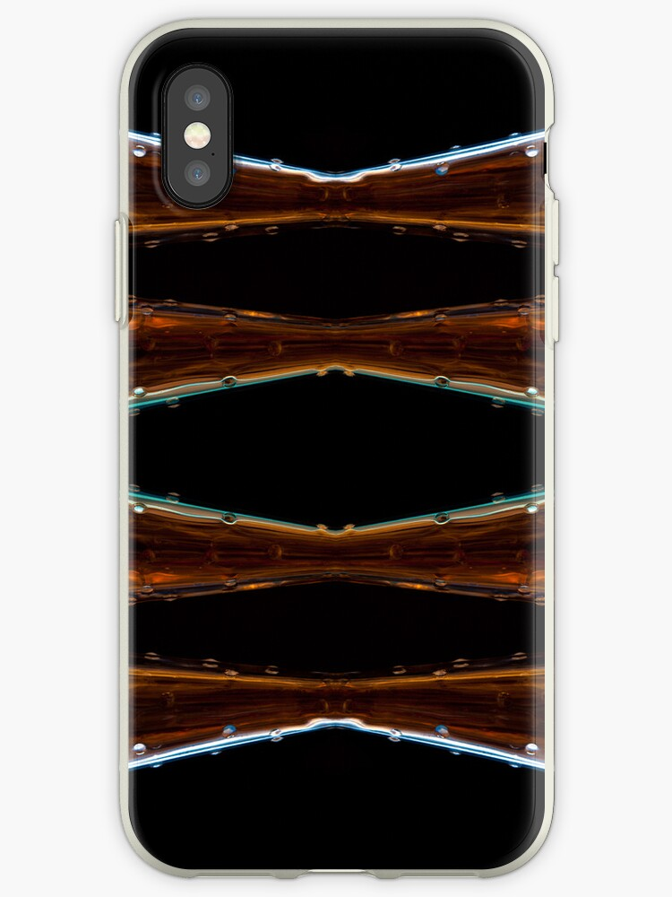 Ode to glass (13/caleidoscope) (iPhone case) by Lenka