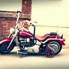 Old bike by andytechie