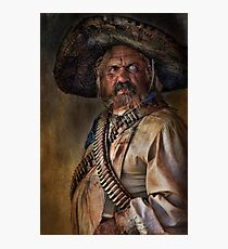 The Tombstone Bandito Photographic Print