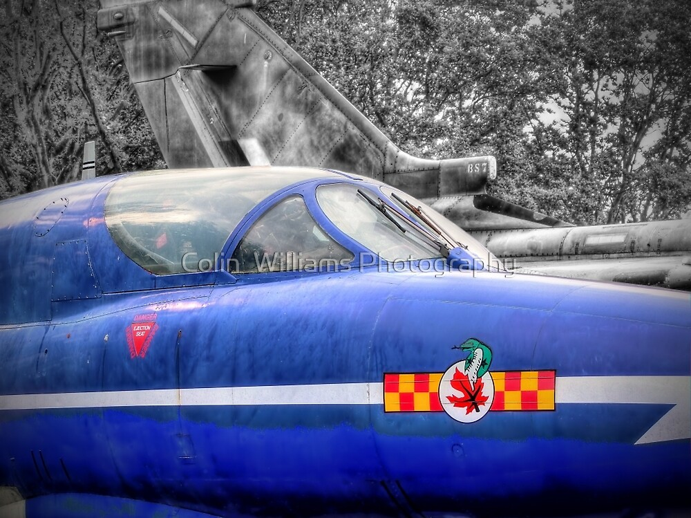 Diamonds Arn`t Forever - Elvington 2012 by Colin  Williams Photography