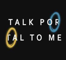 Talk Portal To Me