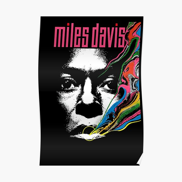 Miles D Poster