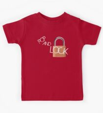 Pop and Lock Kids Tee