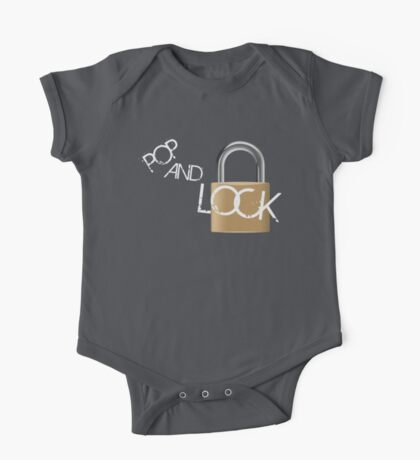 Pop and Lock Kids Clothes
