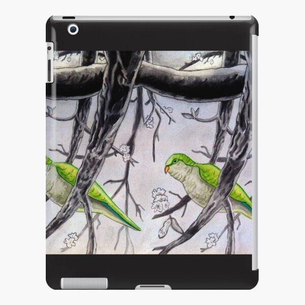 Stereogram challenge of Lorenzo the parakeet, Ibiza iPad Snap Case