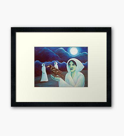 Nightwalkers Framed Print