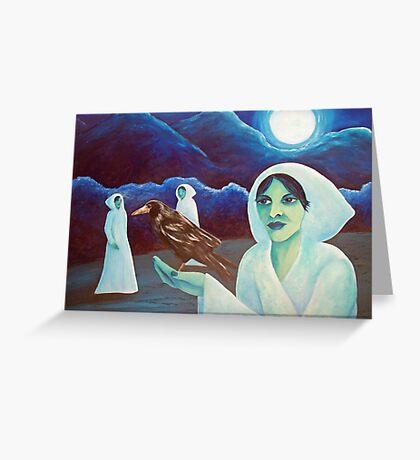 Nightwalkers Greeting Card
