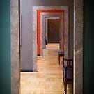 Hallway by Inge Johnsson