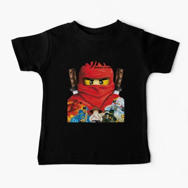 ninjago baby tshirts  redbubble