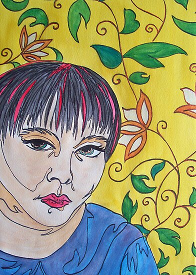 Woman 2 by Kelly Gatchell Hartley