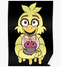 *NEW* Chica Poster