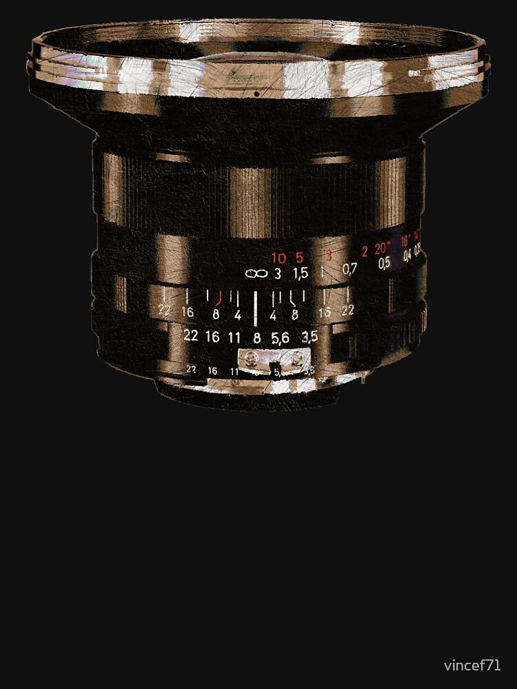 Retro Manual Focus Lens photographer by vincef71