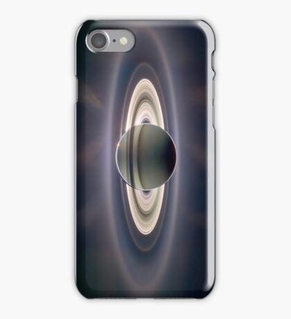 Saturn Rising iPhone Case/Skin