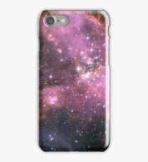 Pink Nebula iPhone Case/Skin