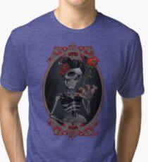 Senorita Lockheart T shirt by Pooch Tri-blend T-Shirt