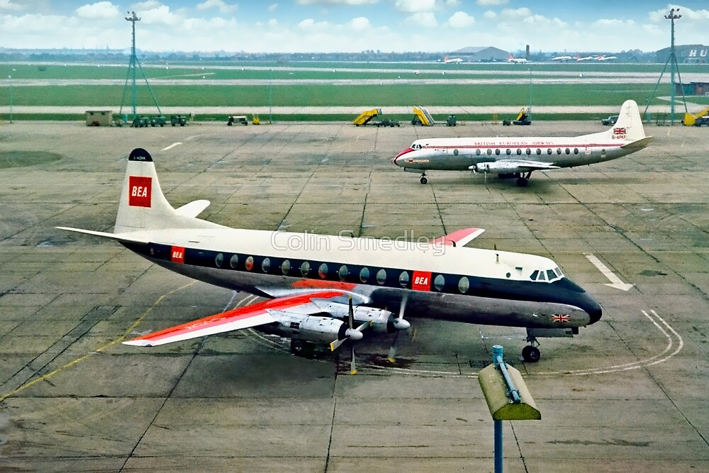 Passing Viscounts by Colin Smedley